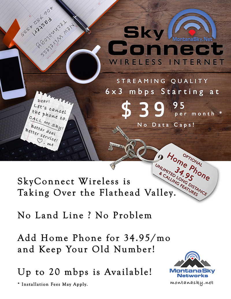 SkyConnect Internet